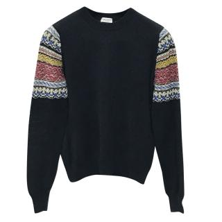 Saint Laurent Moroccan Jumper