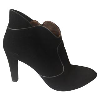 Fratelli Rossetti Suede Booties