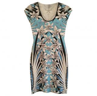 Just Cavalli printed dress, size 40