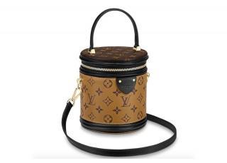 Louis Vuitton Limited Edition Cannes Reverse FW18 fashion show bag