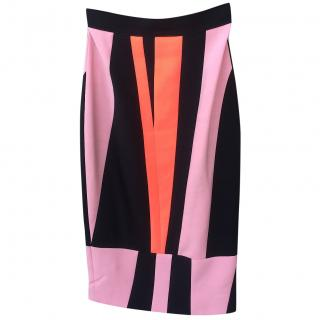 Roksanda Ilincic abstract skirt