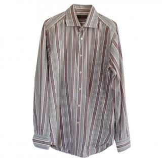 Etro Men�s Striped Shirt