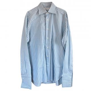 Ermenegildo Zegna Couture Men�s Striped Shirt