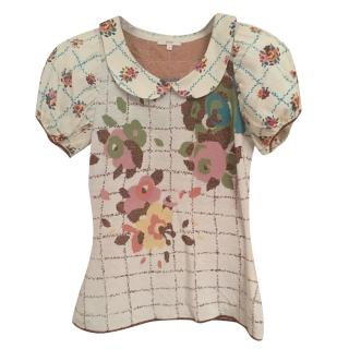 Kenzo floral top