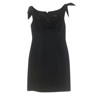Freda Black Cocktail dress