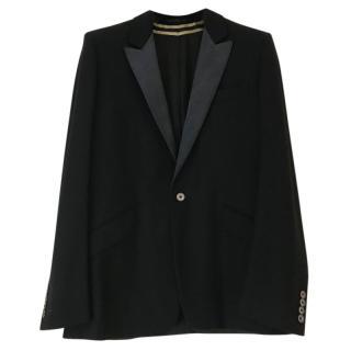 Alexander McQueen Mens Tuxedo Jacket