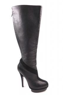 Yves Saint Laurent platform boots