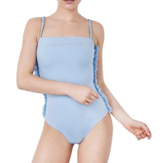 Moré Noir 'Young, beautiful, etc' Swimming Costume