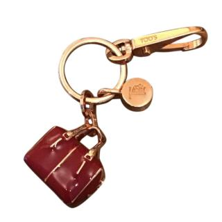 Tod's handbag bag charm - W/ dustbag & box