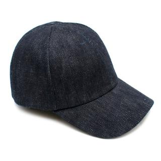 Don Blue Denim Cap