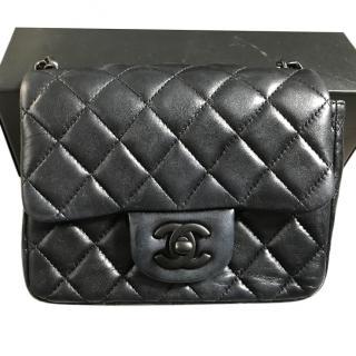 Chanel so black timeless mini bag