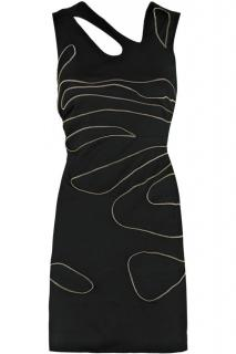 Preen by Thornton Bregazzi 'Zeb' Zip-Detailed Dress