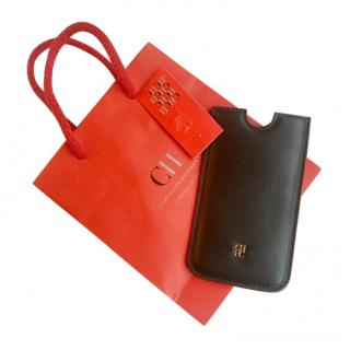 Carolina Herrera phone case with bag and tag
