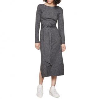 Maje 'Rush' Wool-Blend Knit Dress