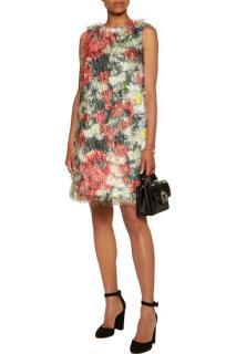 Dolce & Gabbana Catwalk Fil Coupe Dress
