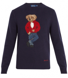 Polo Ralph Lauren Teddy Bear Jumper