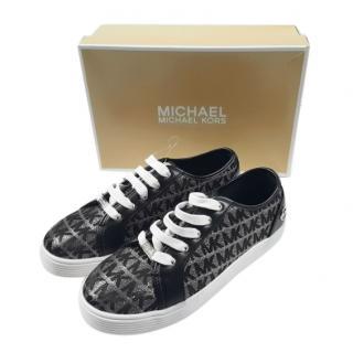 Michael Michael Kors Girl's Logo trainers
