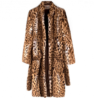 Annabella Pavia Lynx Fur Coat