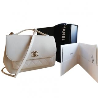 Chanel Business Affinity Bag