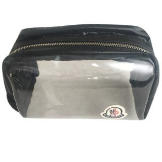 Moncler Clear Toiletry Bag