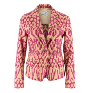 Yves Saint Laurent Vintage Embroidered Blazer