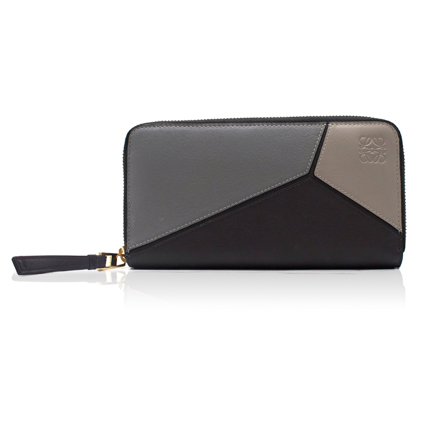 Loewe Puzzle Zip Around Wallet - Current