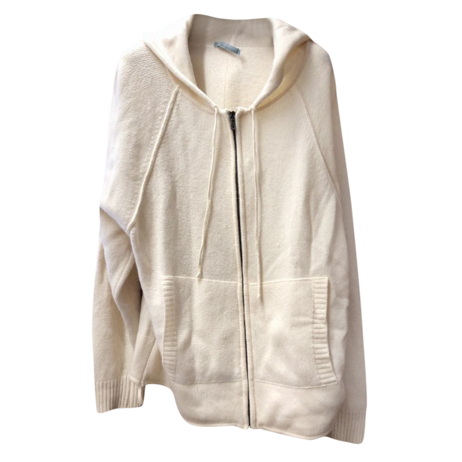 Strenesse Hooded Cream jacket