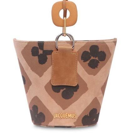Jacquemus Praia bucket bag