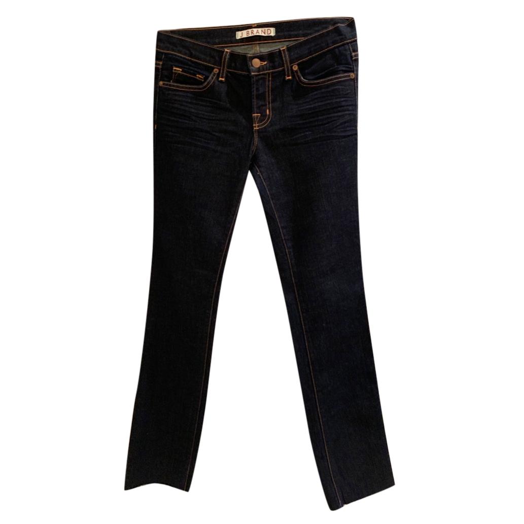 J Brand Cigarette Jeans