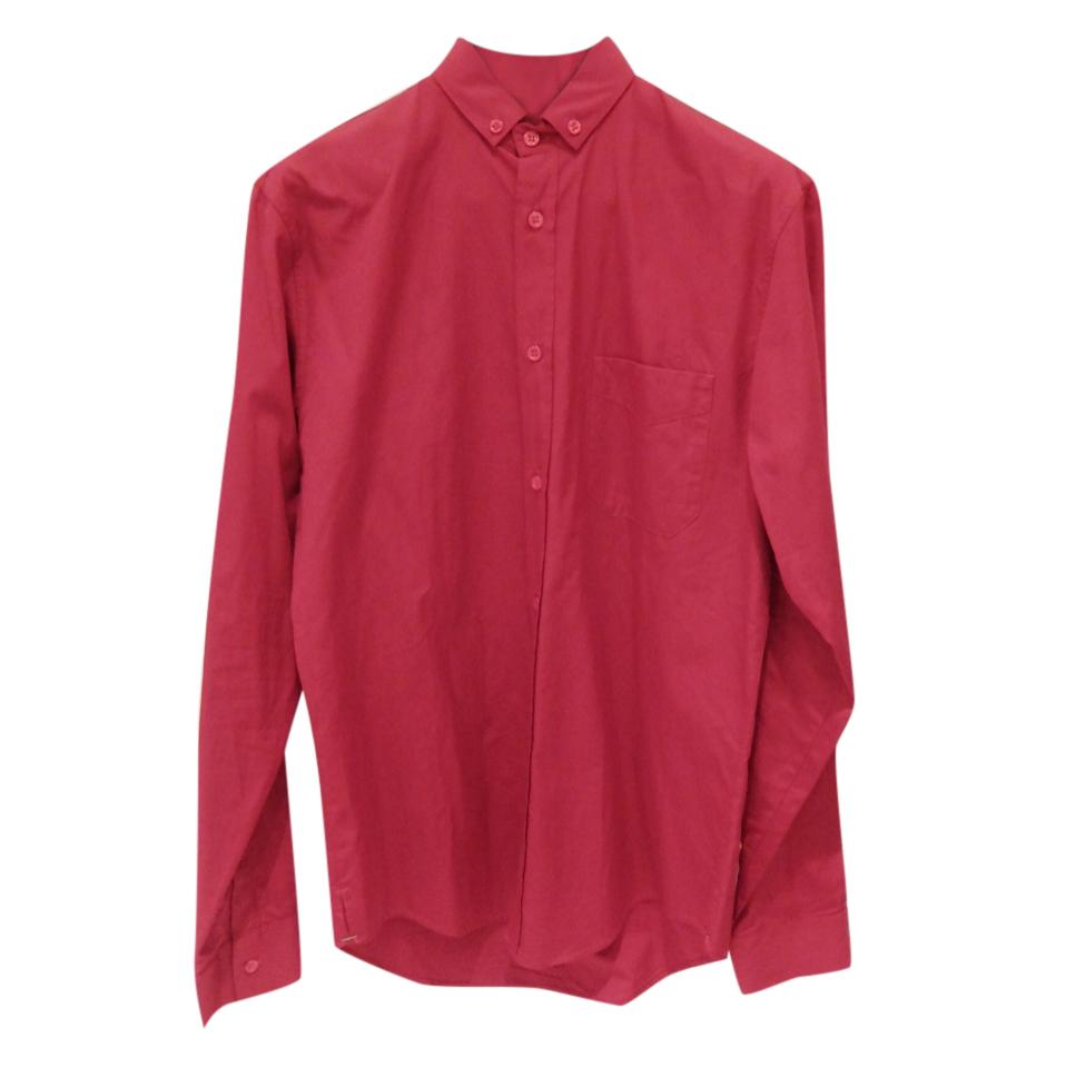 Dior Homme Runway Shirt