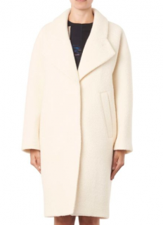 Carven wool oversized coat