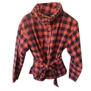 Marc Jacobs Belted Jacket