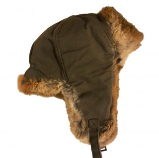 Yves Salomon Fur Trapper Hat