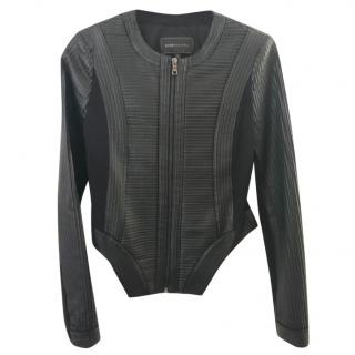 Bcbgmaxazria leather jacket - runaway