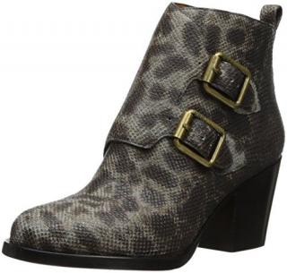 Marc by Marc Jacobs snake print ankle boots