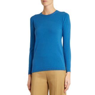 Max Mara round neck sweater