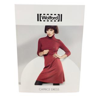Wolford Caprice Holly Berry Dress