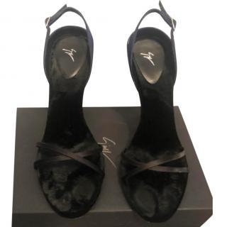Giuseppe Zanotti Alien 100 Sandals