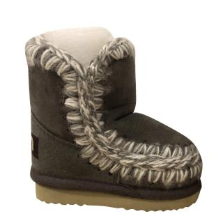 Mou Girls Mini Eskimo Boots