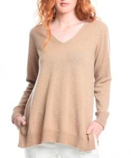 Max Mara wool & cashmere knit jumper