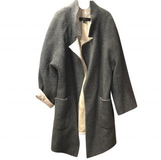 Theysken's Theory Oversize Wool Coat