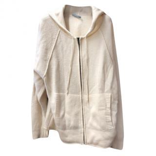 Strenesse Hooded Cream jacket