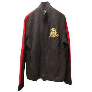 Polo Ralph Lauren Zip Front Wool Jacket