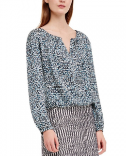 Tory Burch honeycomb blouse