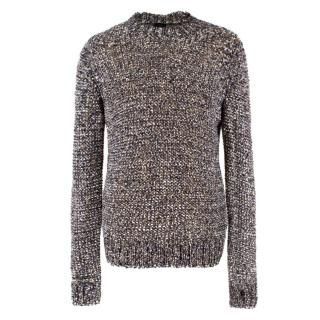 Joseph Paper Tweed Knit Jumper