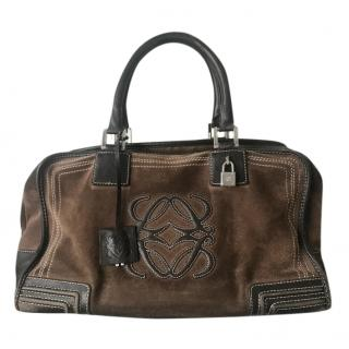 Loewe Amazona Vintage Travel Bag