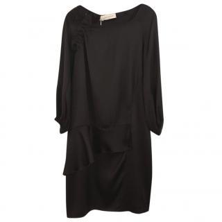 Maria Grazia Severi black layered dress