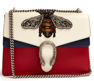 Gucci Dionysus large bee appliqu� shoulder bag
