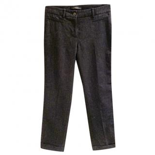 Max Mara Weekend Wool Trousers