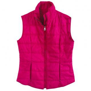 Max Mara Puffer Vest